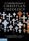 The Cambridge Dictionary Of Christian Theology