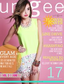 Umgee June Magazine book
