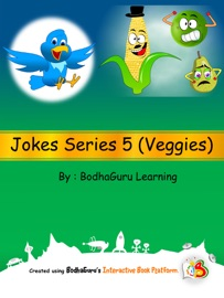 Jokes Series 5 (Veggies) - BodhaGuru Learning