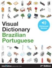 Visual Dictionary Brazilian Portuguese (Enhanced Version - 2nd Edition)