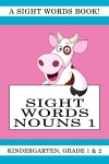 Sight Words Nouns Level 1 Sight Words For Kindergarten Grade 1  2
