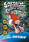 Captain Underpants And The Preposterous Plight Of The Purple Potty People Captain Underpants 8