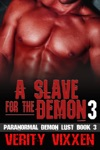 A Slave For The Demon 3