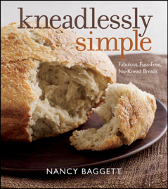 Kneadlessly Simple book