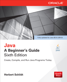 Java A Beginner's Guide 6/E