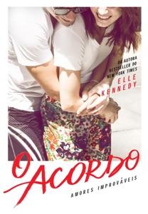 O acordo Book Cover