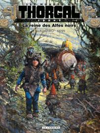 Louve - Tome 6 - La reine des Alfes noirs