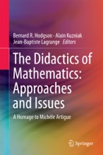 The Didactics Of Mathematics: Approaches And Issues