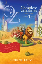 Oz The Complete Collection Volume 4