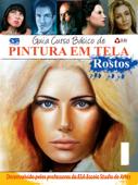 Guia Curso Básico Pintura em Tela - Rostos Ed.01 Book Cover