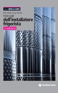 Manuale dell'installatore frigorista Libro Cover