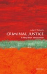 Criminal Justice A Very Short Introduction