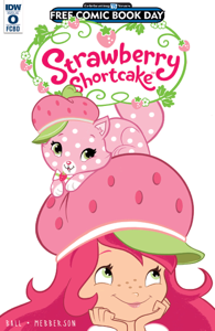 Strawberry Shortcake: Free Comic Book Day Special Book Review