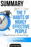 Steven R Coveys The 7 Habits Of Highly Effective People Powerful Lessons In Personal Change  Summary