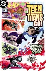 Teen Titans Go! (2003-) #10