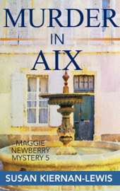 Murder in Aix - Susan Kiernan-Lewis book summary