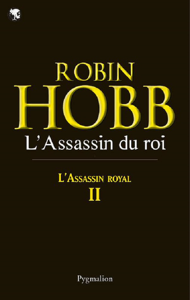 L'assassin royal (Tome 2) - L'Assassin du roi La couverture du livre martien