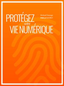 Protégez votre vie numérique La couverture du livre martien
