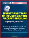 Seventy-Five Years Of Inflight Military Aircraft Refueling Highlights 1923-1998