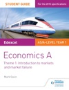 Edexcel A-level Economics A Student Guide Theme 1 Introduction To Markets And Market Failure