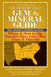 Southeast Treasure Hunter S Gem Mineral Guide 6th Edition