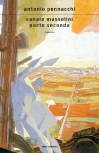 Canale Mussolini. Parte seconda Book Cover