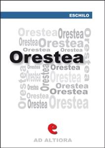 Orestea: Agamènnone, Coefore, Eumenidi Book Cover