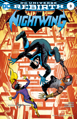 Nightwing (2016-) #3 - Tim Seeley & Javier Fernandez book