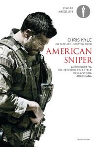 American sniper da Jim De Felice, Scott McEwen & Chris Kyle
