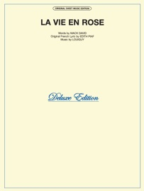 La Vie En Rose Sheet Music