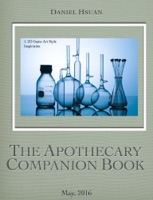 The Apothecary Companion Book