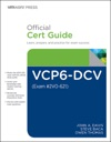 VCP6-DCV Official Cert Guide Covering Exam 2VO-621 3e