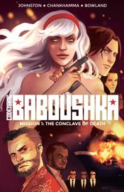 Codename Baboushka Vol. 1 book