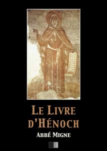 Le Livre d'Hénoch La couverture du livre martien