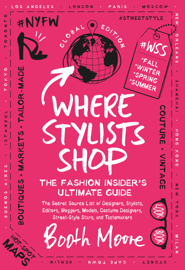 Where Stylists Shop book