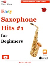 Easy Saxophone Hits #1
