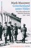 Mark Mazower - Griechenland unter Hitler artwork
