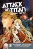 Attack on Titan: Before the Fall Volume 8