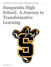 Susquenita High School:  A Journey to Transformative Learning