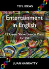 Entertainment In English 12 Game Show Lesson Plans For ESL