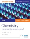 AQA ASA Level Year 1 Chemistry Student Guide Inorganic And Organic Chemistry 1
