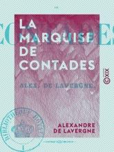 La Marquise De Contades