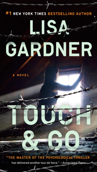 Touch & Go - Lisa Gardner book cover