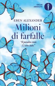 Milioni di farfalle Copertina del libro