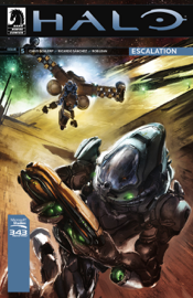 Halo: Escalation #5 book