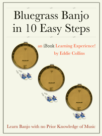 Bluegrass Banjo in 10 Easy Steps