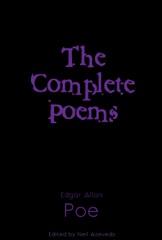 Complete Poems of Edgar Allan Poe