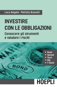 Investire con le obbligazioni Copertina del libro