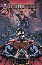 Injustice: Gods Among Us: Year Two Vol. 1 book
