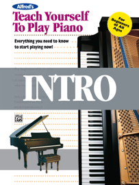 Teach Yourself to Play Piano (Intro) book